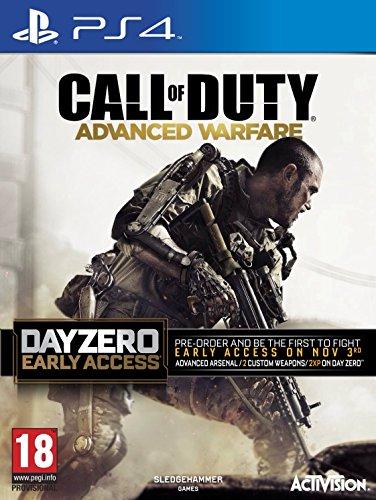 ps4 call of duty advanced warfare - 9