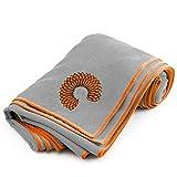 Microfiber Yoga Towel - Yoga Mat Towel