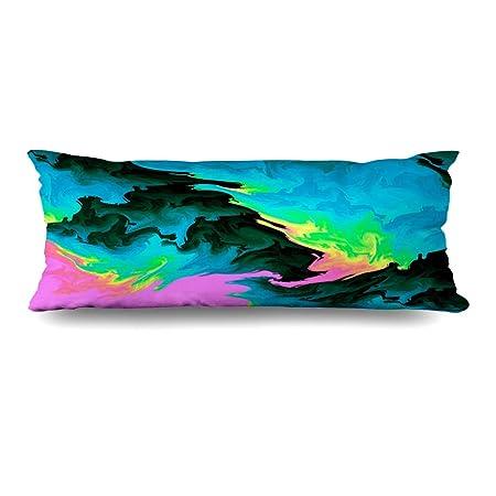 Amazon.com: DIYCow - Fundas de almohada para el cuerpo ...