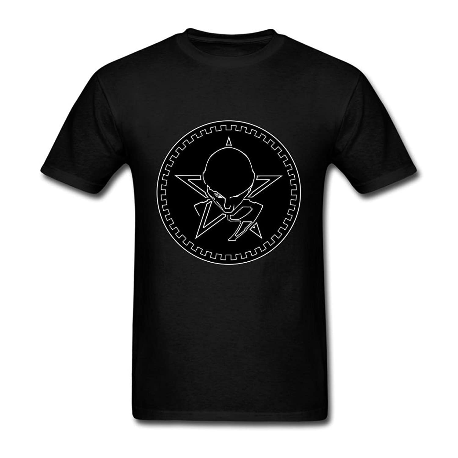 FQYPMC Man 100% Cotton The Sisters of Mercy Tshirts