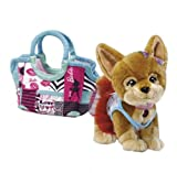 Barbie Pets Lacey (Chihuahua) with Patchwork Bag and Dress, Baby & Kids Zone
