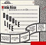 Rozsa: Double life - Suite From the Film The Private Files of J.Edgar Hoover & Instrumental music by Rozsa