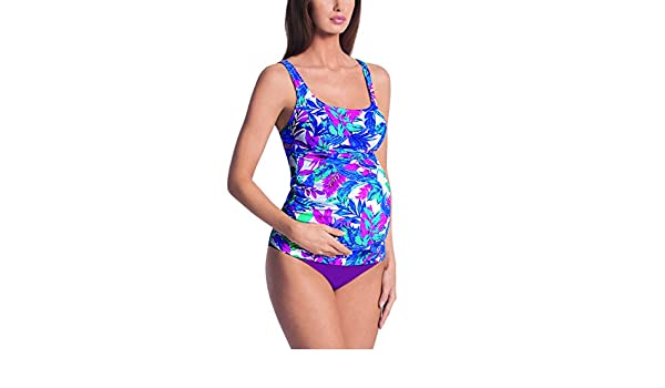 5cbbb0cd9f63f Anita Women's Maternity Tankini Set 9644 at Amazon Women's Clothing store: