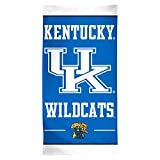 NCAA Kentucky Wildcats Fiber Beach Towel, 30 x 60-Inch