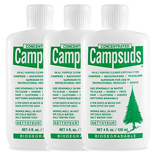 Sierra Dawn Campsuds Outdoor Soap Biodegradable
