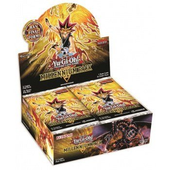 Konami Yu-Gi-Oh Millennium Pack 1st Edition Booster Box (Best Yugioh Booster Packs)