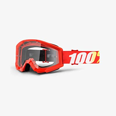 100% unisex-adult Speedlab (50400-232-02) STRATA Goggle Furnace-Clear Lens, One Size: Automotive