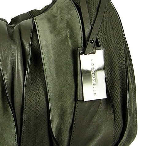 a48ad11c15115 Coccinelle Shoulder Bag Tasche Schultertasche Raquel Grau Piombo   Amazon.de  Koffer