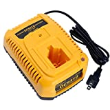 Biswaye Battery Charger DC9310 for DEWALT 7.2V-18V NiCad & NiMh Battery DW9057 DC9071 DC9091 DC9096 DW9072 DW9091 DC9099 DW9099 DW9061