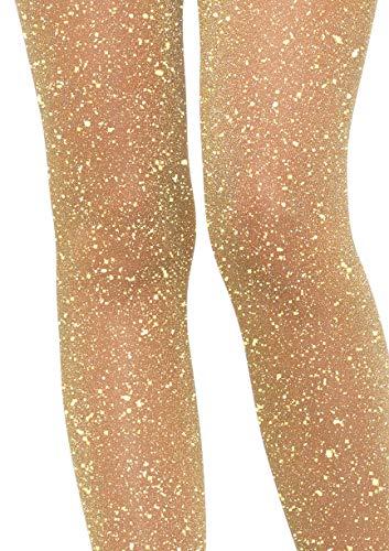Lurex Gold Tights (Lurex tights)