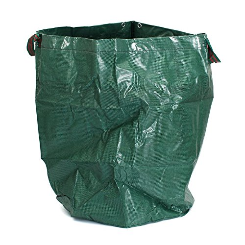 Vegetables Flower Seedling Grow Planter Waste Basket Durable Outdoor Foldable Cylindrical Green Garden Bag For Balcony Roof Top