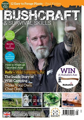Large Product Image of Bushcraft & Survival Skills Magazine