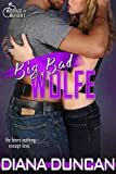 Big Bad Wolfe (Marriage & Mayhem! Book 2)