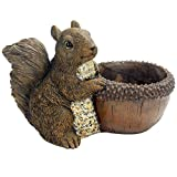 Cheap Michael Carr Designs 80081 Squirrel Planter