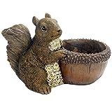 Michael Carr Designs 80081 Squirrel Planter For Sale