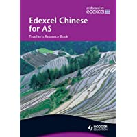 Edexcel Chinese for AS Teacher's Resource Book