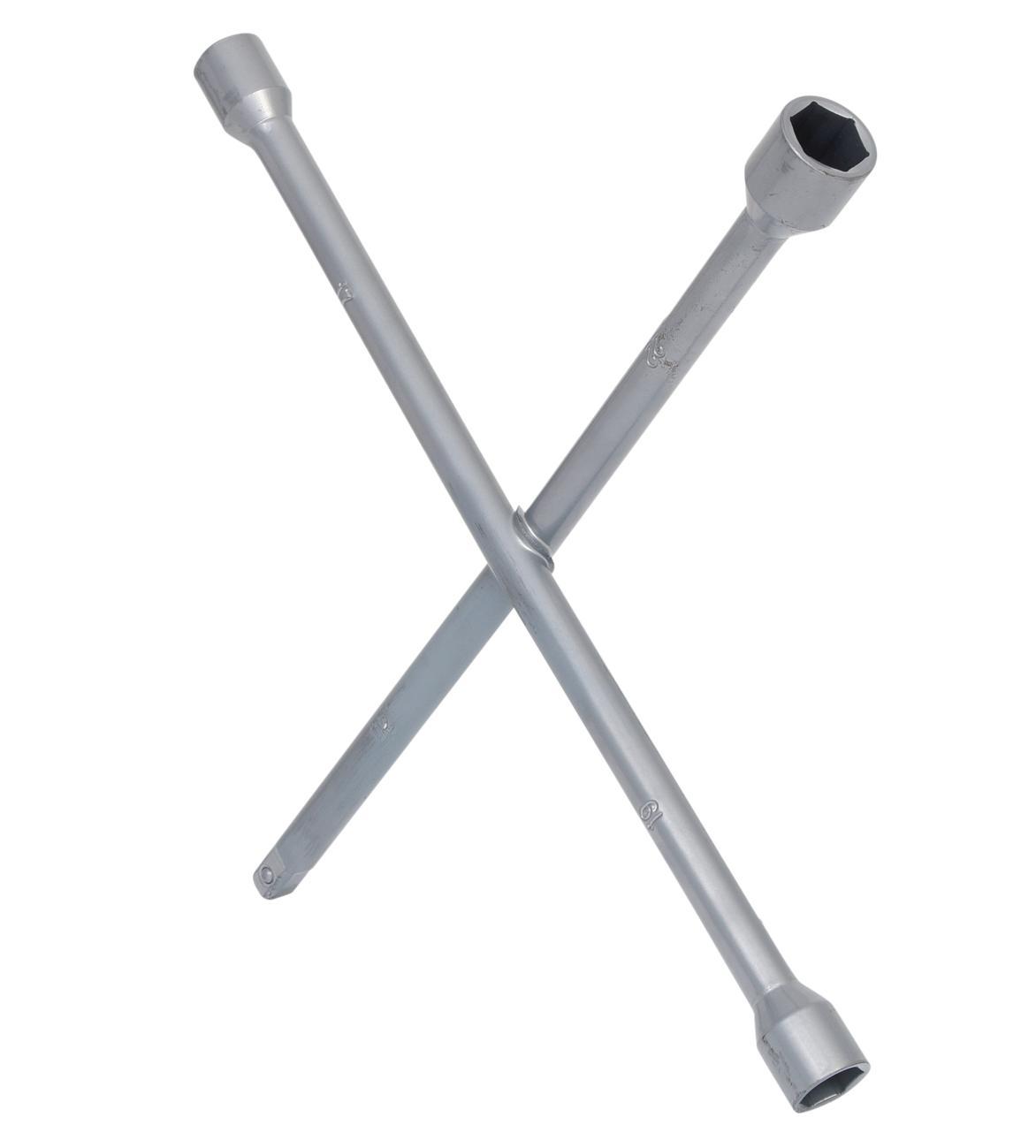 Ks Tools 518 1150 Radkreuzschlüssel Für Pkws 1 2 X17x19x22mm Auto