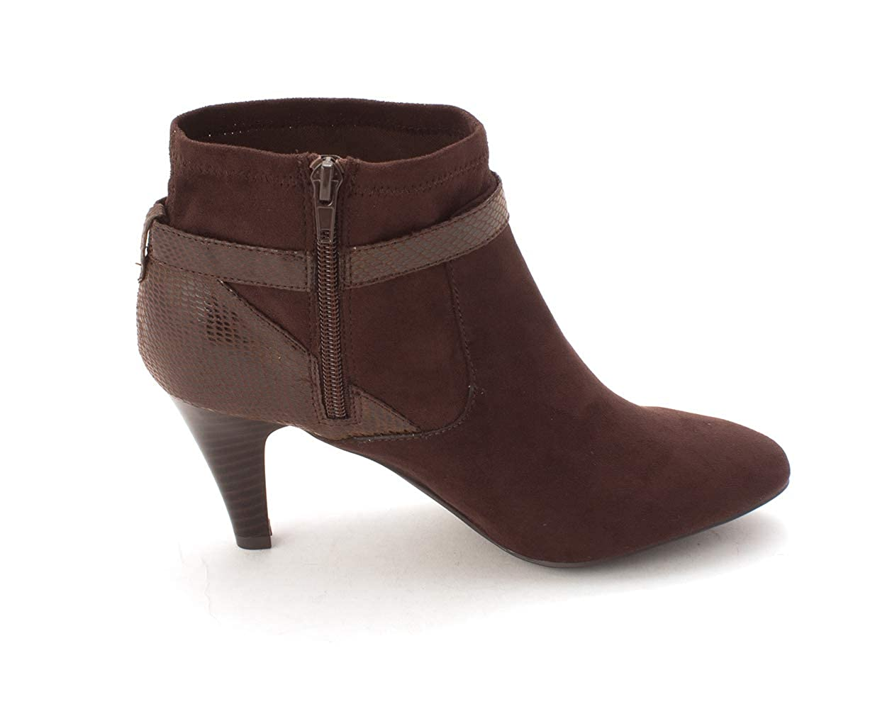 9ccc631c1b191e ... Karen Scott Scott Karen Frauen maxinee Geschlossener Zeh Fashion  Stiefel 31982c ...