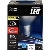 Feit Electric PAR30L/850/LEDG11 75W Equivalent Daylight Dimmable LED Light Bulb