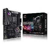 AMD B450, Motherboard ASUS ROG Strix B450-F Gaming, AMD Ryzen AM4, ATX con DDR4 a 4400MHz, SATA 6Gbps, HDMI 2.0, dual NVMe M.2, USB 3.1 Gen 2, iluminación LED con Aura Sync