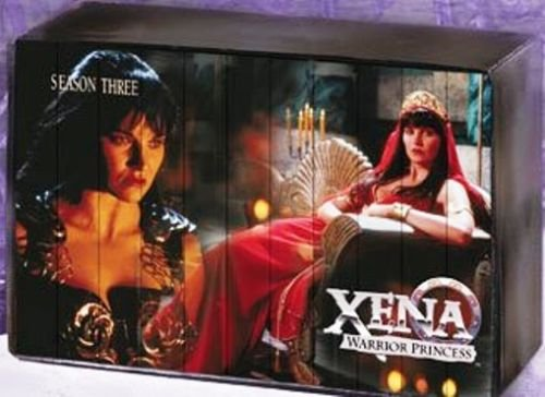 Xena Warrior Princess - Season Three Video Set [VHS]