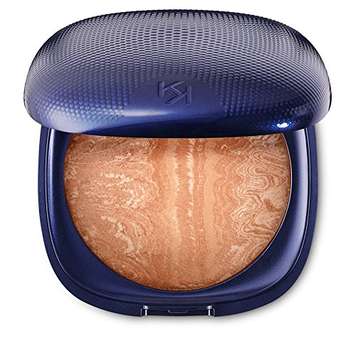 KIKO MILANO – FALL 2.0 BAKED BRONZER Silky Oversized Baked Bronzer for the Perfect Bronzing Effect in Color 01 (Bronze)