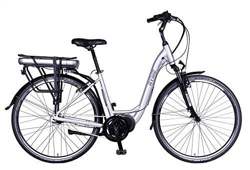 RYMEBIKES Bicicleta ELECTRICA 700C - Center: Amazon.es: Deportes y aire libre