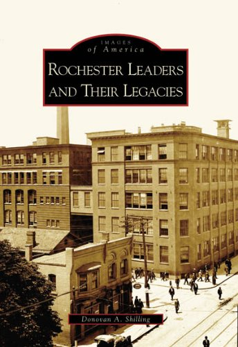 Rochester: Leaders and Their Legacies  (NY)  (Images of - Stores New Department York Rochester