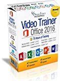 Office 2016 Training Videos – 75 Hours of Office 2016 training by Microsoft Office: Specialist, Expert and Master, and Microsoft Certified Trainer (MCT), Kirt Kershaw