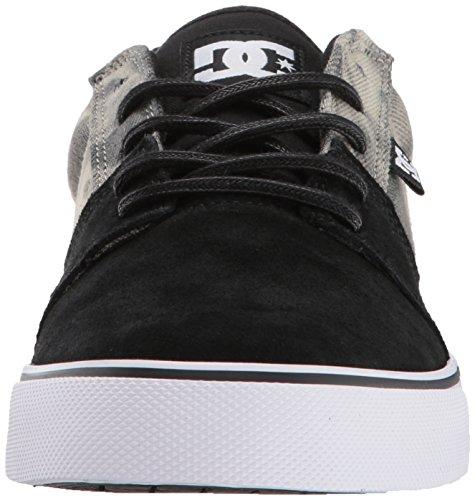 Dc Mens Tonik Se Skate Shoe Nero Distruggere Lavare