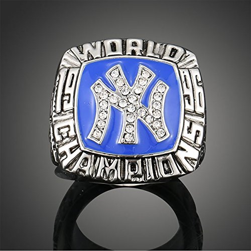 GF-sports store Replica Championship Ring for 1996 New York Yankees Gift Fashion Ring by GF-sports store (Image #2)
