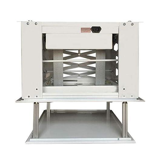 CGOLDENWALL - Soporte para proyector eléctrico con elevación ...