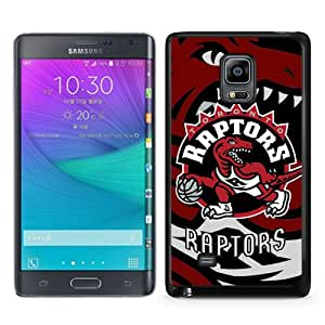 Beautiful Samsung Galaxy Note Edge Cover Case ,Newest And Durable Designed Case With Toronto Raptors 4 Black Samsung Galaxy Note Edge Case Unique And Cool Phone Case