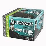 Ultrasac 55 Gal. Drum Liner Trash Bags