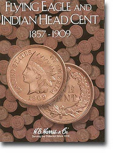 Indian Cents Folder 1857-1909 (Flying ()