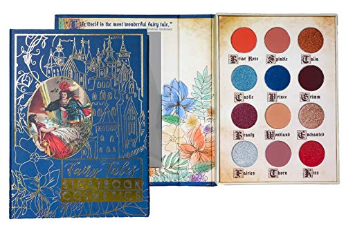 Fairy Tales - Little Briar Rose Palette
