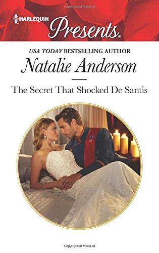 book cover of The Secret That Shocked De Santis