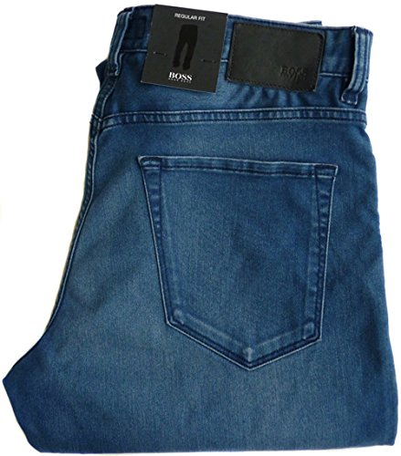HUGO BOSS Stretch-Jeans W40/L34 MAINE2, 50295782 REGULAR FIT