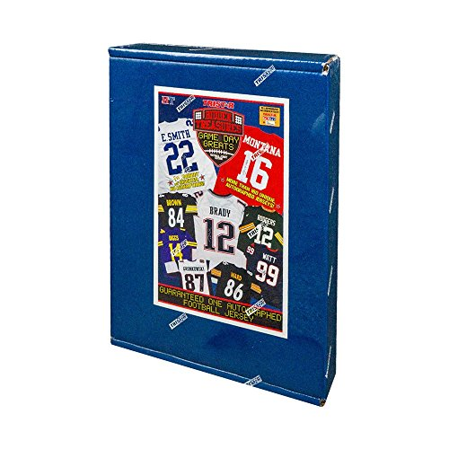 2018 Tristar Game Day Greats Football Hobby Box