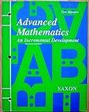 Advanced Mathematics, John Saxon, 1565770412