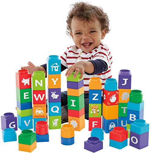 Fisher-Price Shakira First Steps Stack 'n Learn Alphabet Blocks