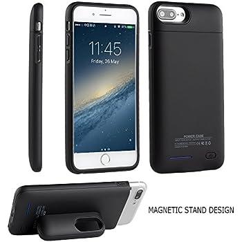 488899c9d24 4200mAh Battery Case For iPhone 8 Plus iPhone 7 Plus iPhone 6(S) Plus 5.5