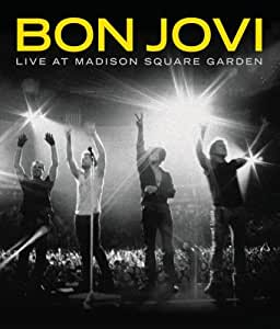 Live at madison square garden bon jovi Bon jovi madison square garden april 15
