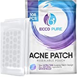 Acne Patch - Hydrocolloid Pimple Patch For Face