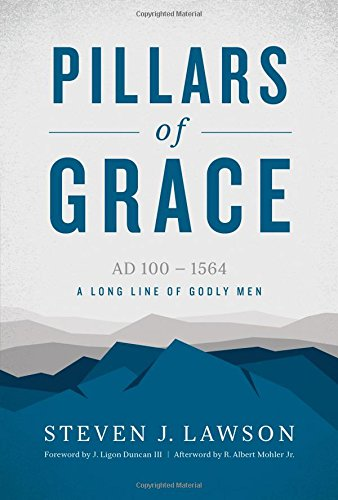 Pillars of Grace (Long Line of Godly Men Profile) (Hardcover)