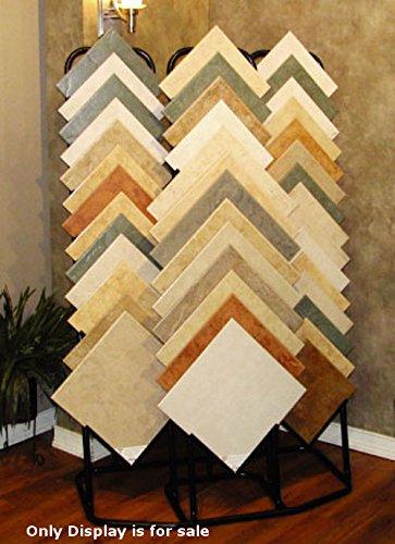Amazon com: New Steel Tube V Channel Floor Tile Display 65