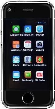 Desbloqueado Mini teléfono móvil 2.45 Pulgadas Phonebaby ...