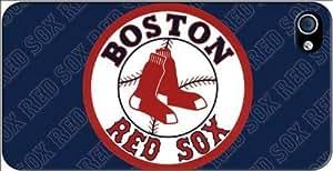 Boston Red Sox MLB iPhone 4-4S Case v253102mss