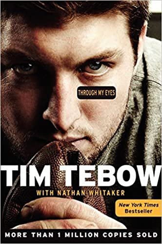 Image result for through my eyes tim tebow