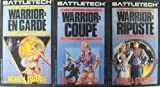 battletech the warrior trilogy; en garde 1988 riposte 1988 coup? 1988